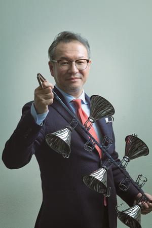 石川英孝 代表取締役社長